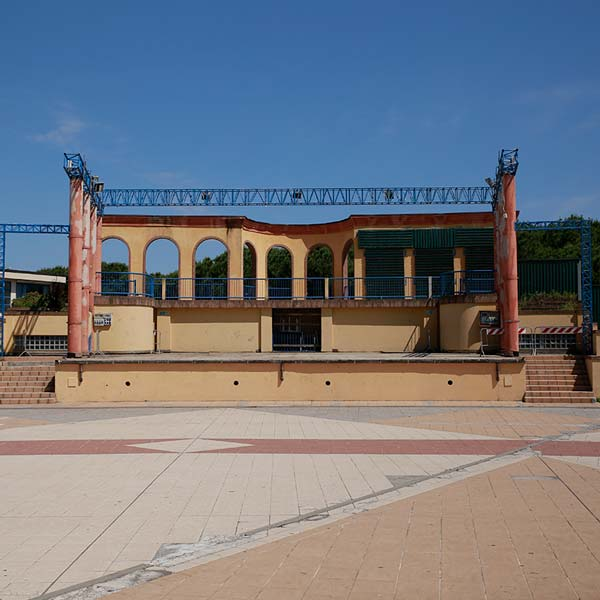Arena and Queen\'s Theater in Cattolica | Cattolica On The Beach